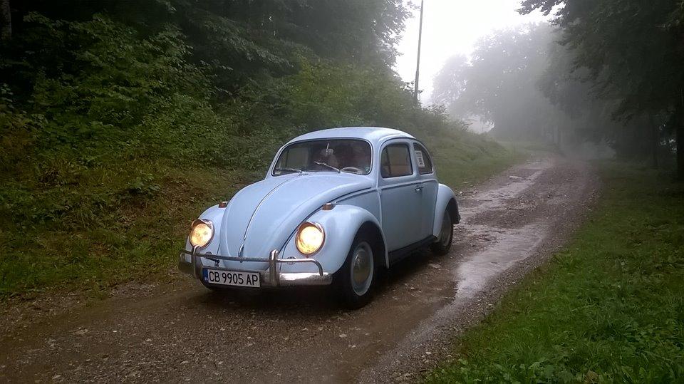 Реставриран VW Beetle от 1963 г.