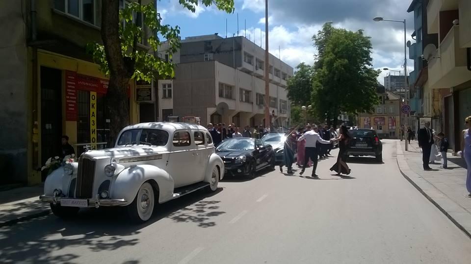 Ретро сватба в Габрово