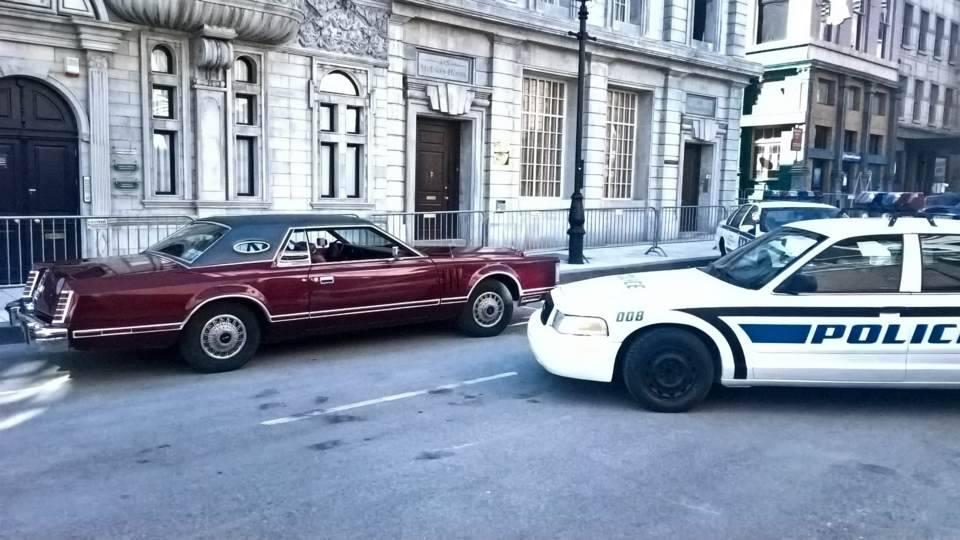 Наем на ретро автомобили за снимане на филми и клипове