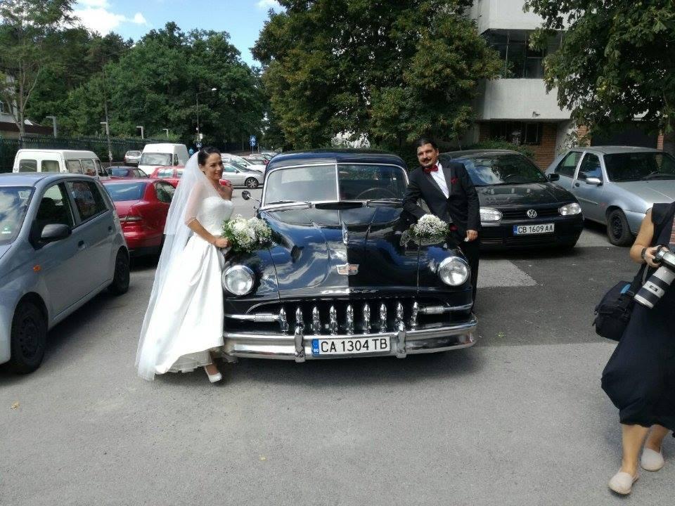 Красива ретро сватба
