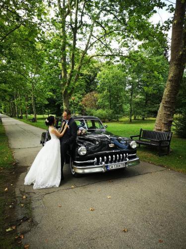 На ретро сватба с Десото 1