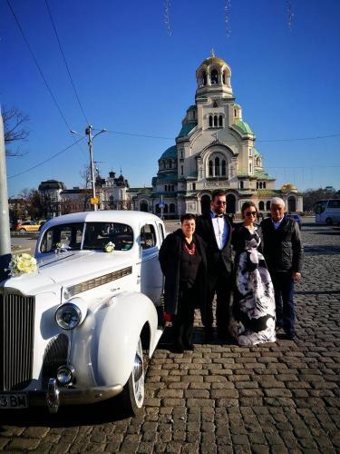 Зимата-ретро-сватба