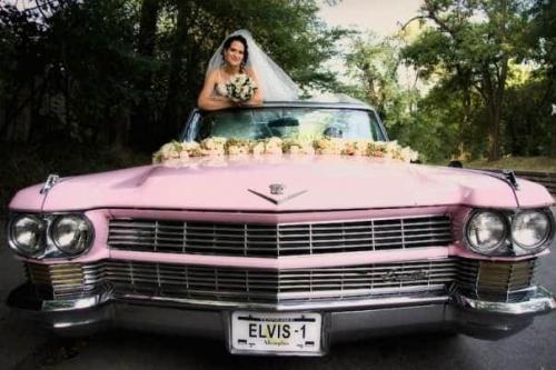 Цецо Елвиса - Ретро Сватба с Кадилак