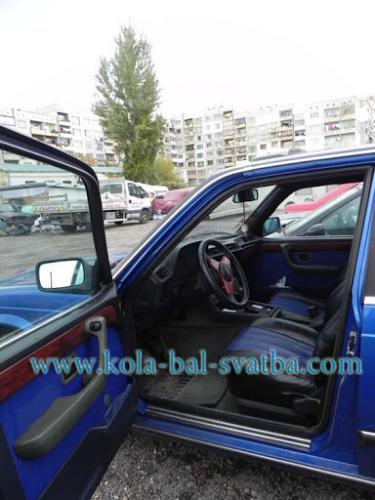 retro bmw-interior